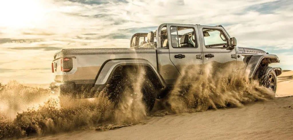 Jeep Gladiator Mojave Exterior