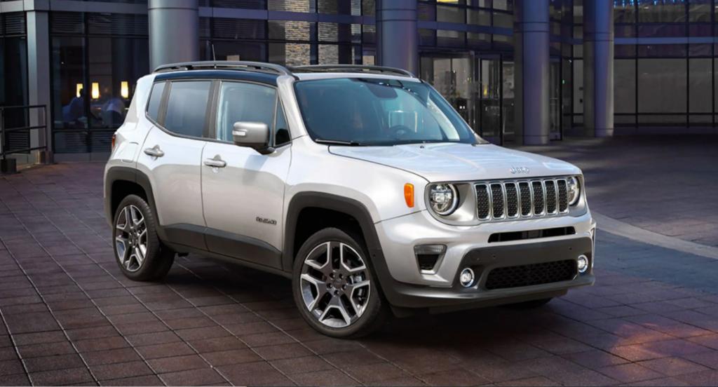 2021 Jeep Renegade Trim Levels
