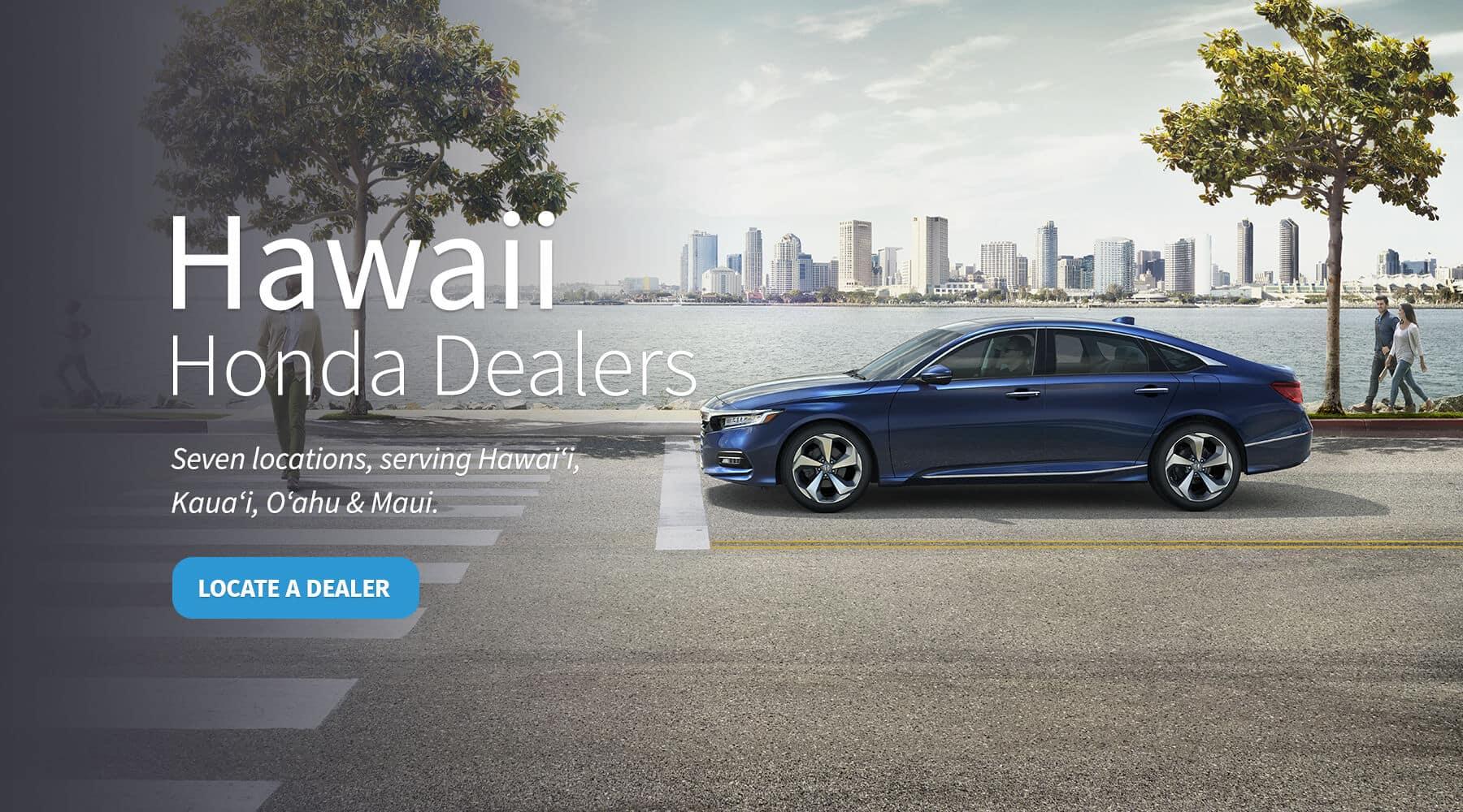 Hawaii Honda Dealers Locate a Dealer HP Slide