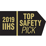 Honda Ridgeline 2019 IIHS Top Safety Pick