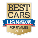 2019 Accord U.S. News & World Report: Best Midsize Car for Families