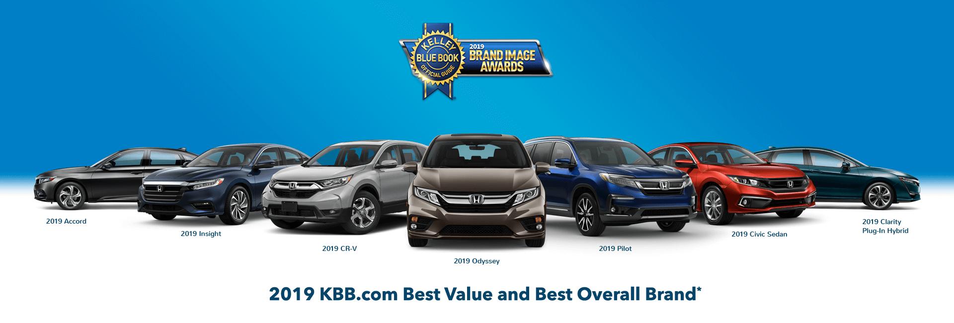 2019 KBB.com Brand Image Award Slider