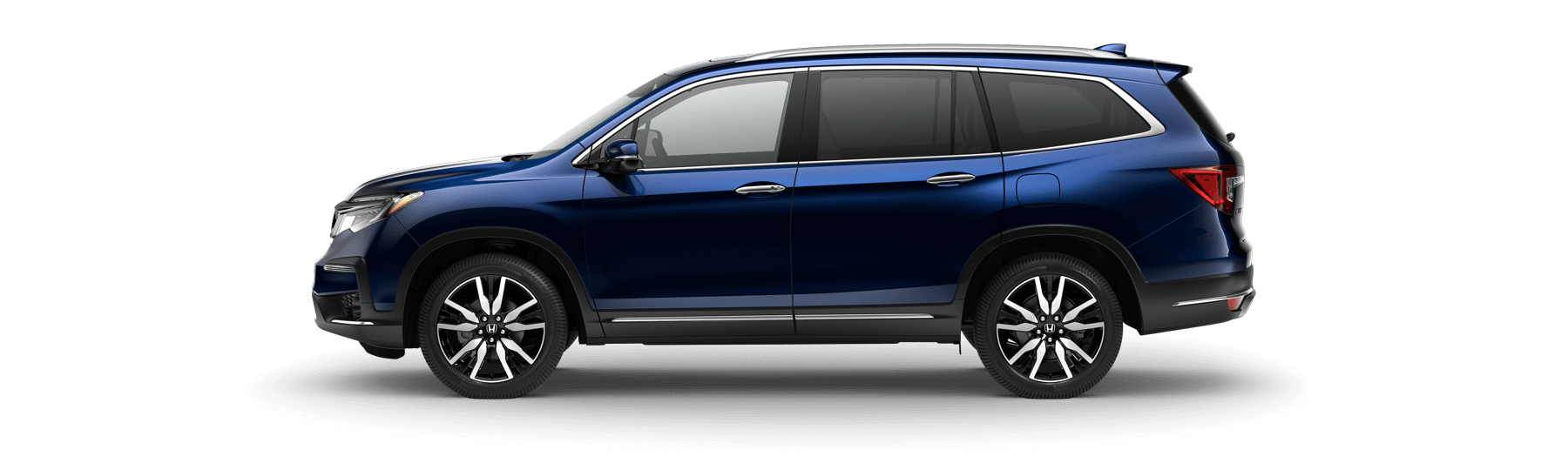 Everyday Adventures 2019 Honda Pilot Side Profile
