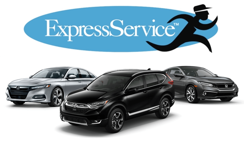 Honda Express Service Hawaii Honda Dealers Graphic