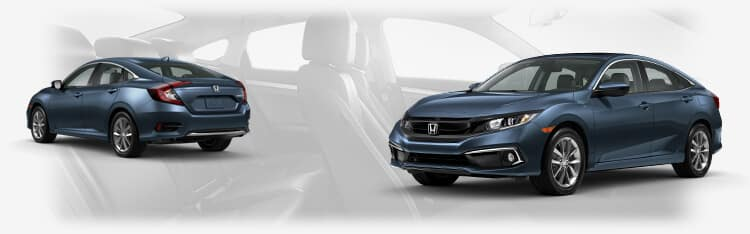 2019 Honda Civic Sedan Awards