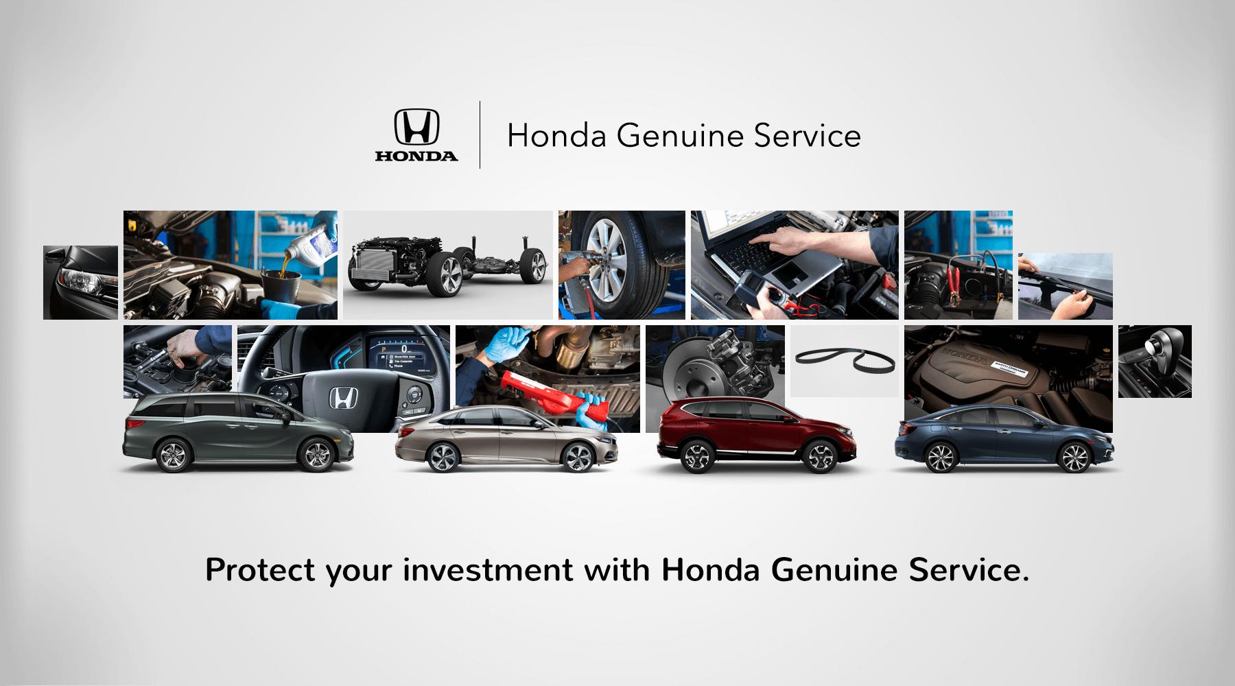 Honda Genuine Service Hawaii Honda Dealers HP Slide