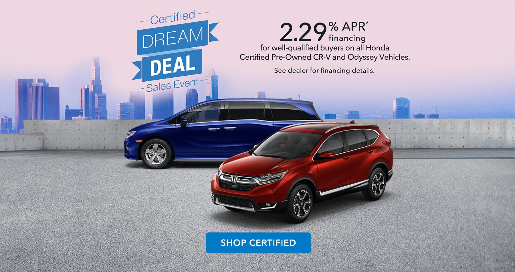 Honda Certified Pre Owned Financing >> Honda Certified Pre Owned Vehicles About Honda Cpo