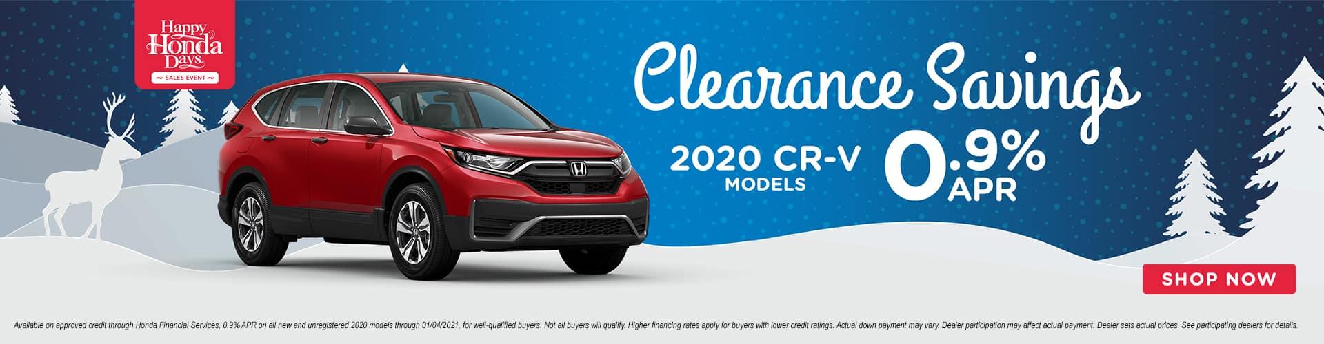 .9% APR Honda Civic