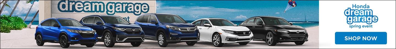 Honda Dream Garage Sale