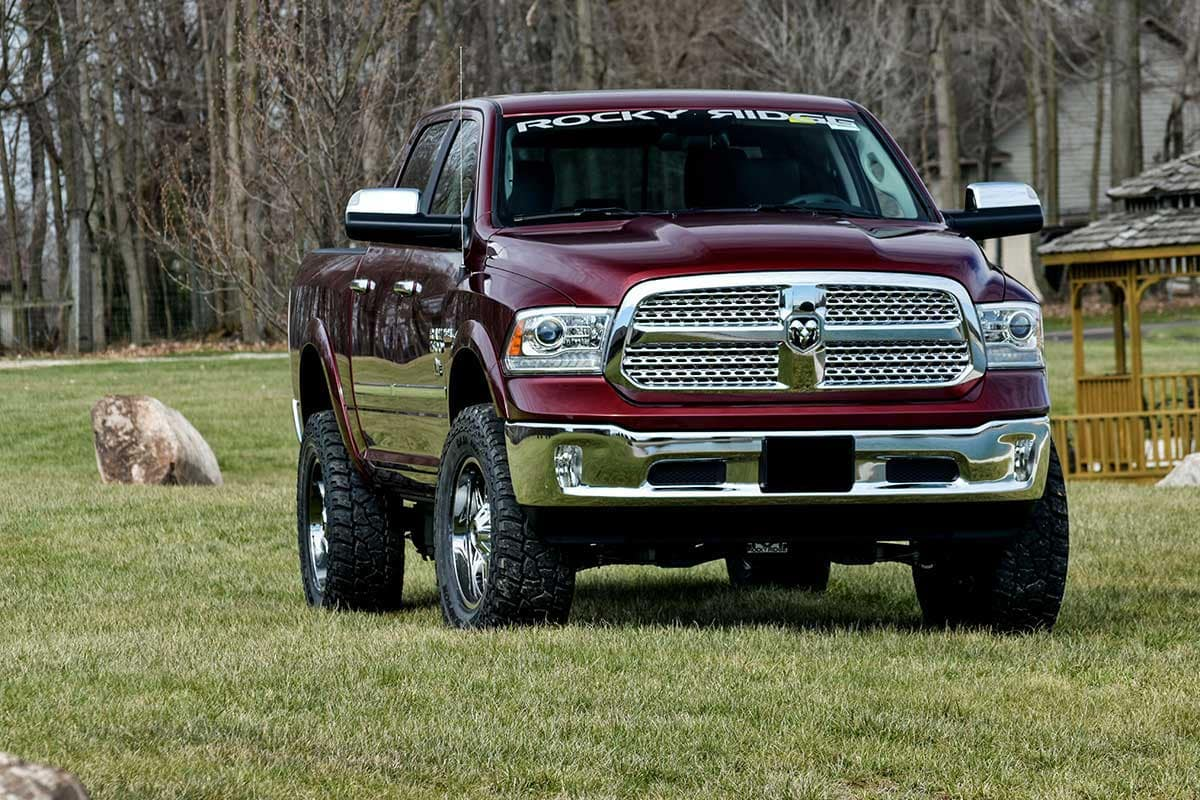 ram trucks rocky ridge alpine