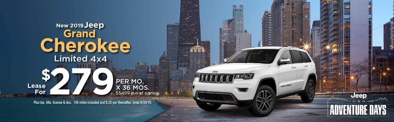 Chrysler, Dodge, Jeep, Ram Dealer Forest Park, Oak Park