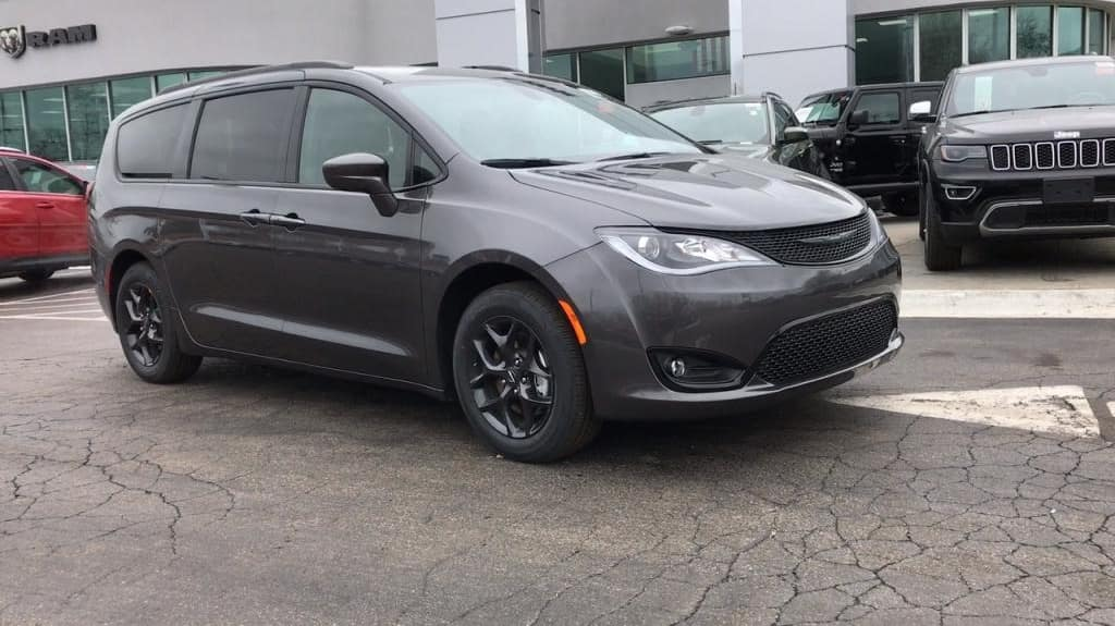 Get Behind the Wheel of the New 2019 Chrysler Pacifica Touring Plus