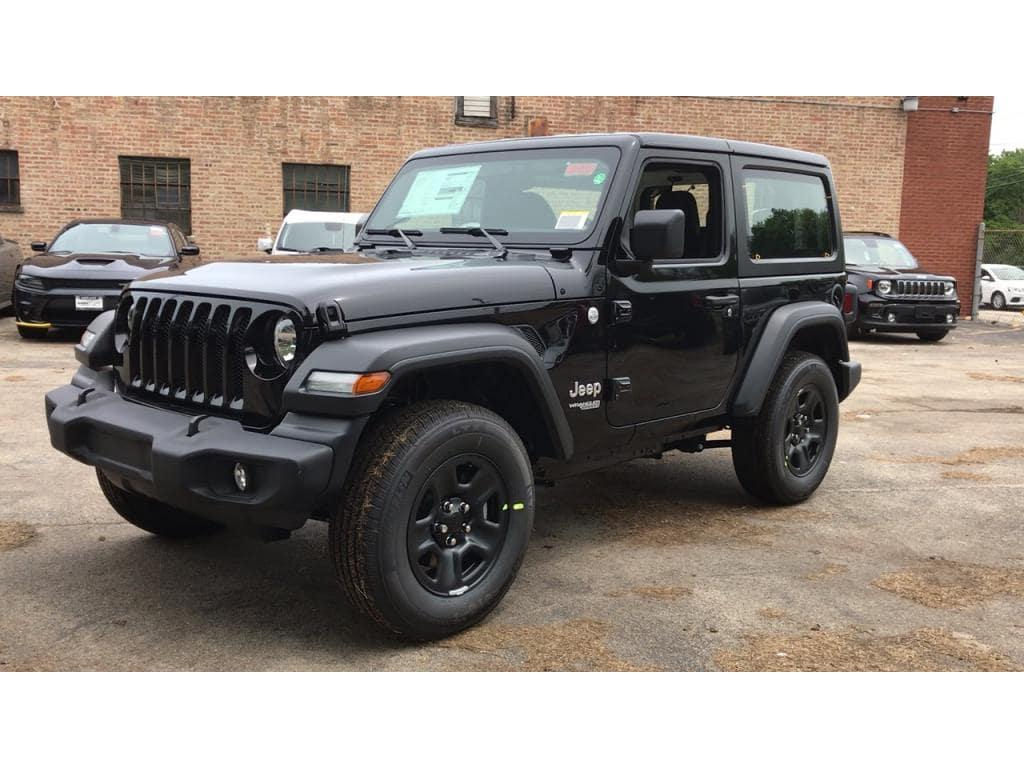New 2019 Jeep Wrangler Unlimited Rubicon 4x4