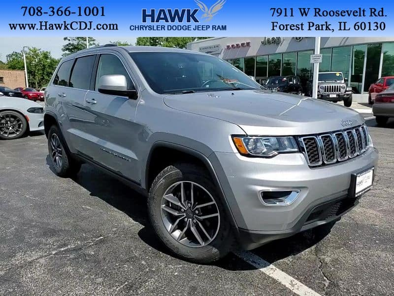 Try Out the New 2020 Jeep Grand Cherokee Laredo E 4x4
