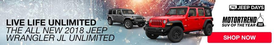 Buy a Jeep SUV