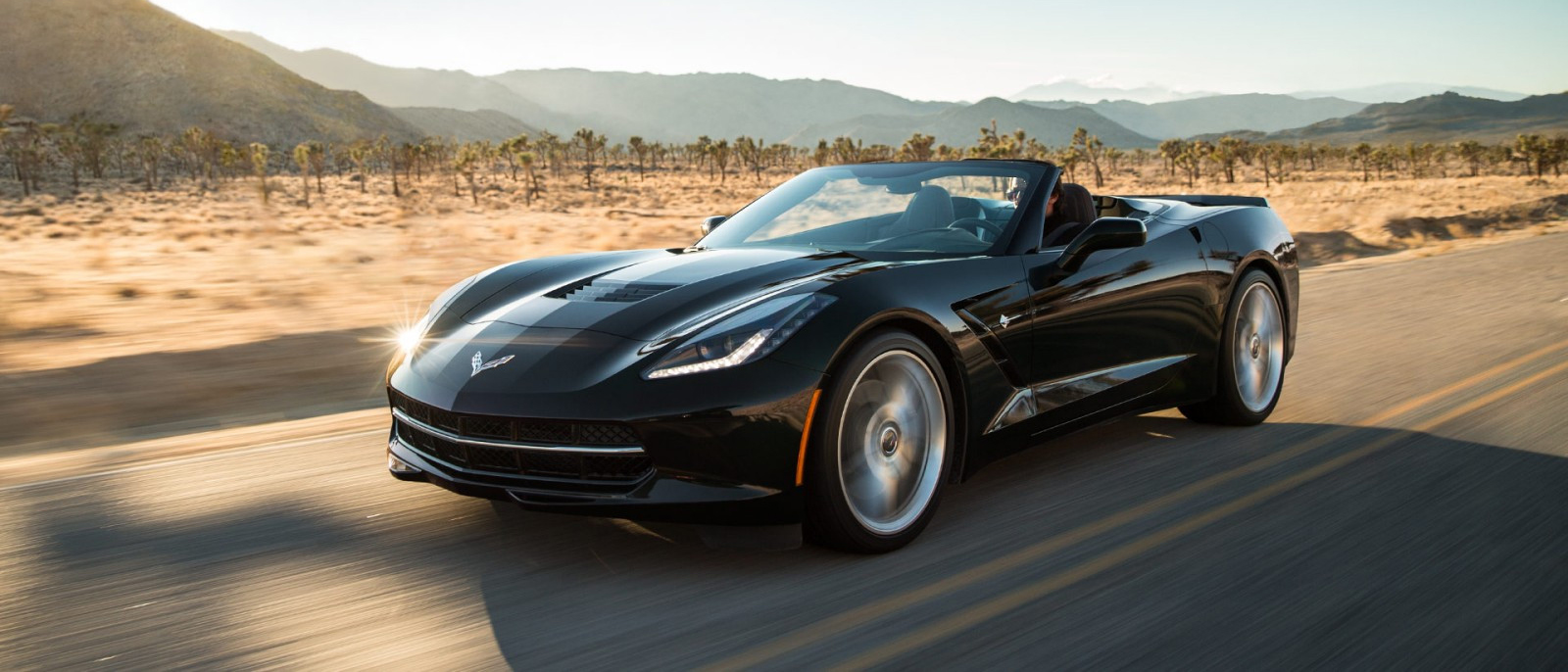 2017 Corvette Stingray black