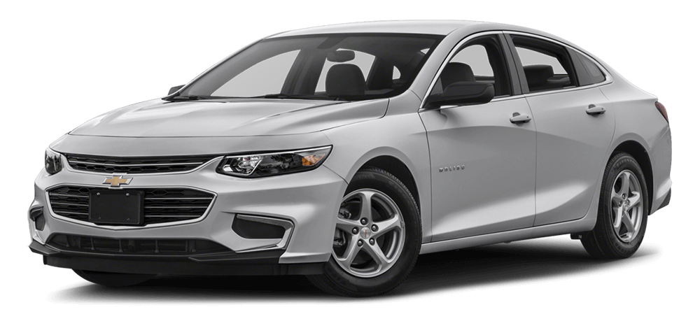 The 2017 Chevy Malibu is In Stock in Homewood