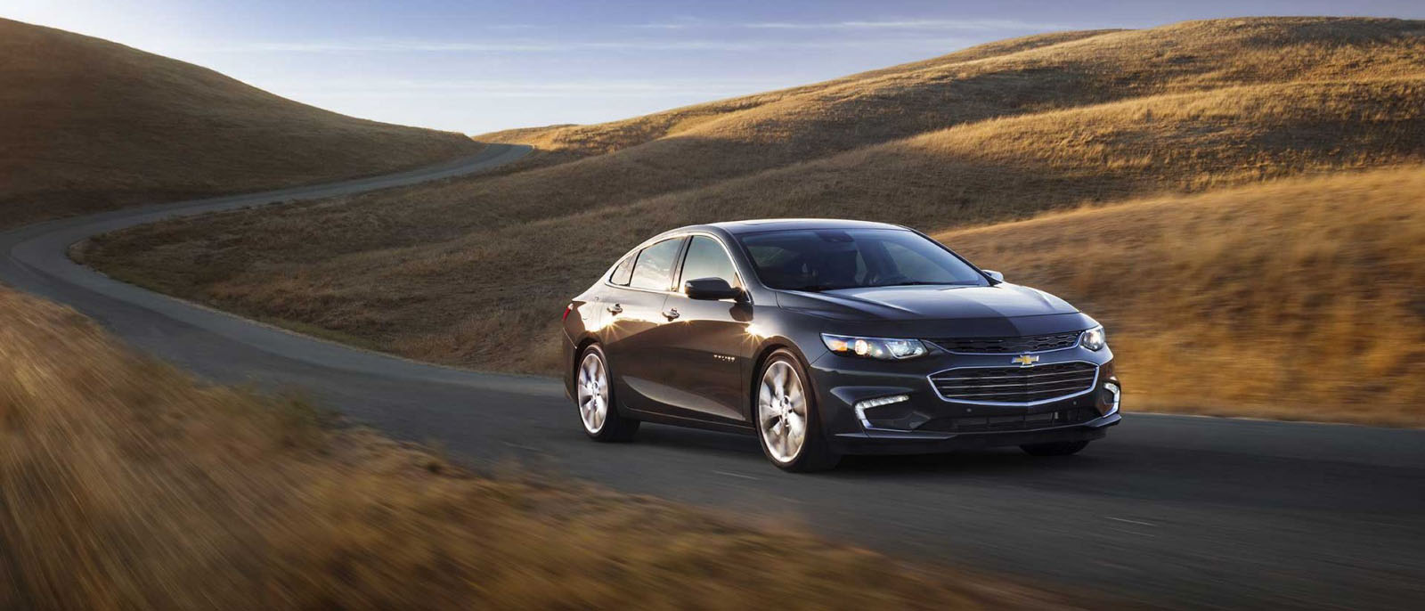The 2017 Chevy Malibu Hybrid Efficient Family Sedan