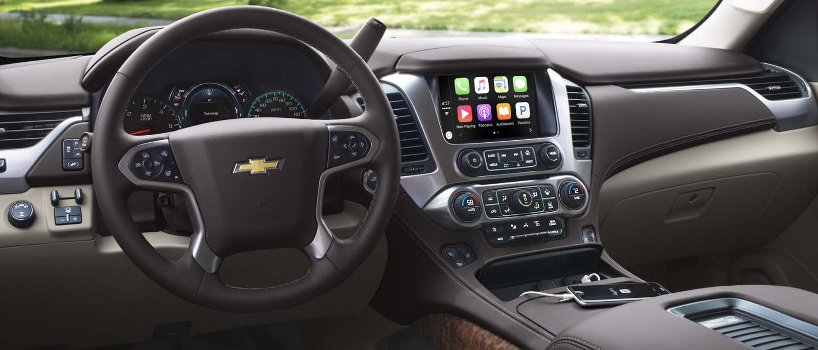 2017 Chevy Suburban Interior ...