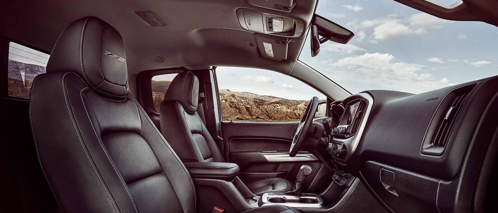 2017 Chevy Colorado Interior ...
