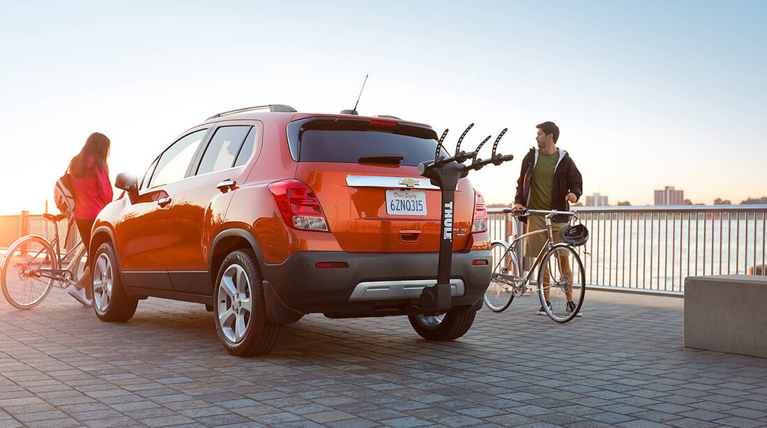 Chevy Trax Accessories >> Genuine Chevy Trax Accessories Are Offered From Chevrolet