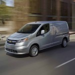2017 Chevy City Express Driving