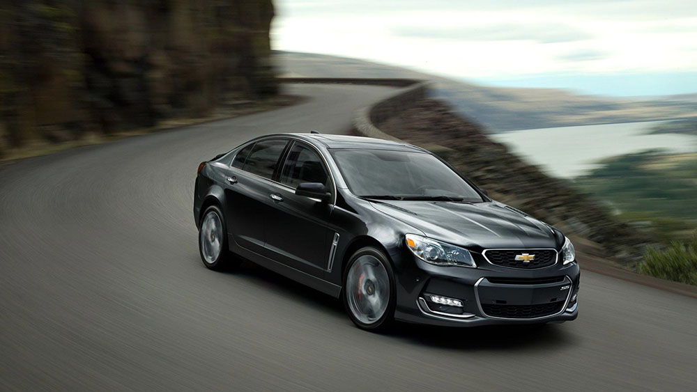 Chevrolet Offers Plenty of Accessories for Chevy SS