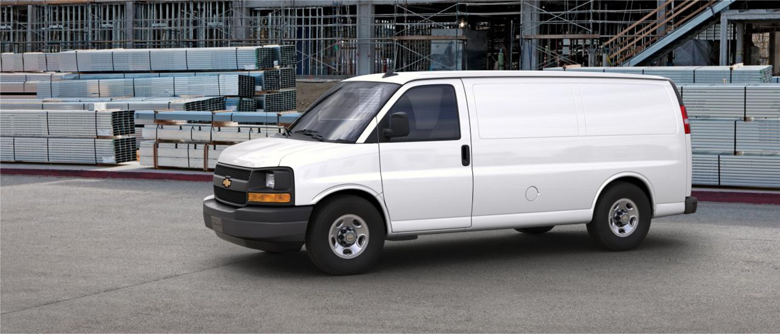 The 2017 Chevrolet Express Cargo Your Commercial Van Choice