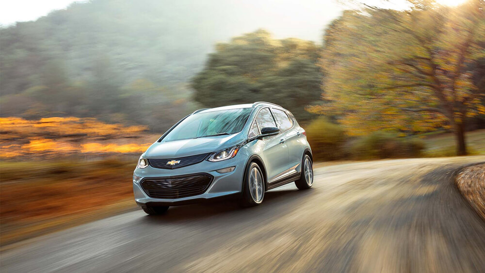chevy bolt manuals