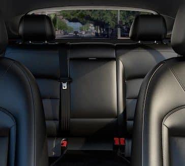 2018 Chevrolet Cruze Interior Seating