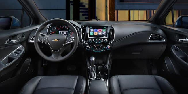 2018 Chevrolet Cruze Dashboard