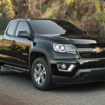 2018 Chevrolet ColoradoBlack Front