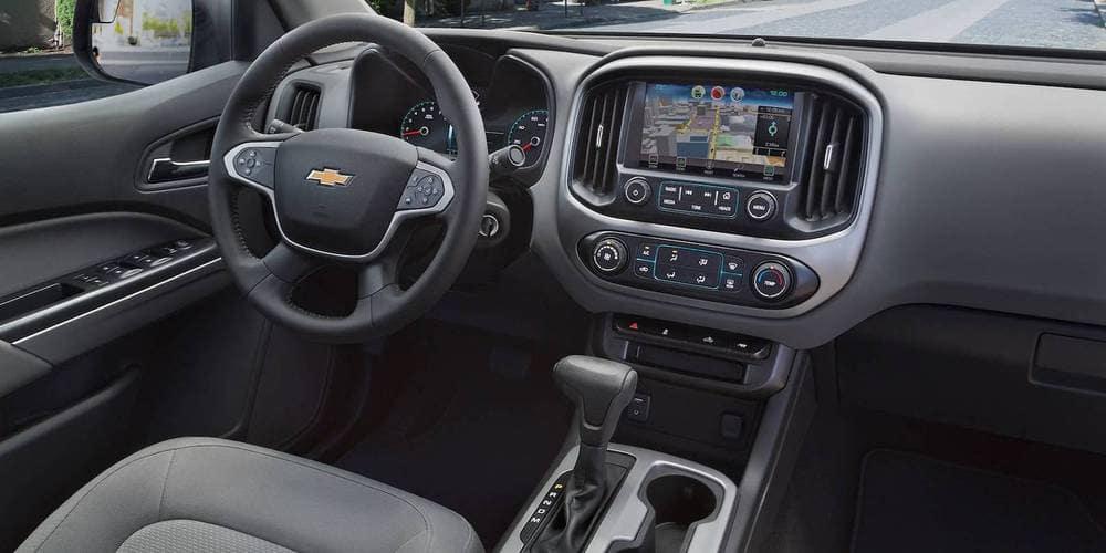 2018 Chevrolet Colorado Dash