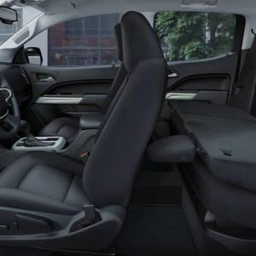 2018 Chevrolet Colorado Seats