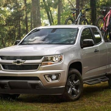 2018 Chevrolet Colorado Carrying