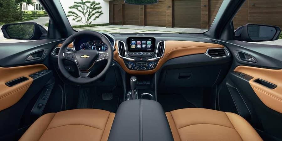 2018 Chevrolet Equinox Interior Dash