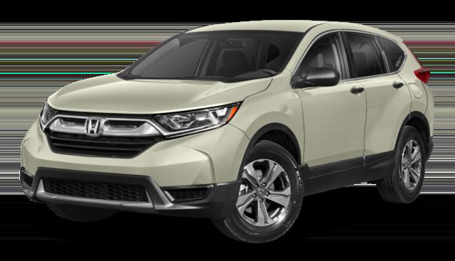 2018 Honda CR-V compare