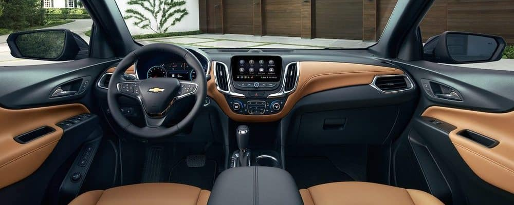 2019 Chevy Equinox Interior Highlights