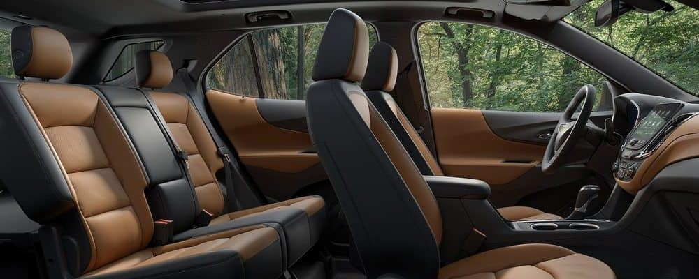 2019 Chevy Equinox Interior Seats