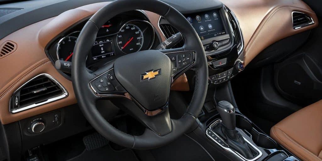 2019 Cruze steering wheel