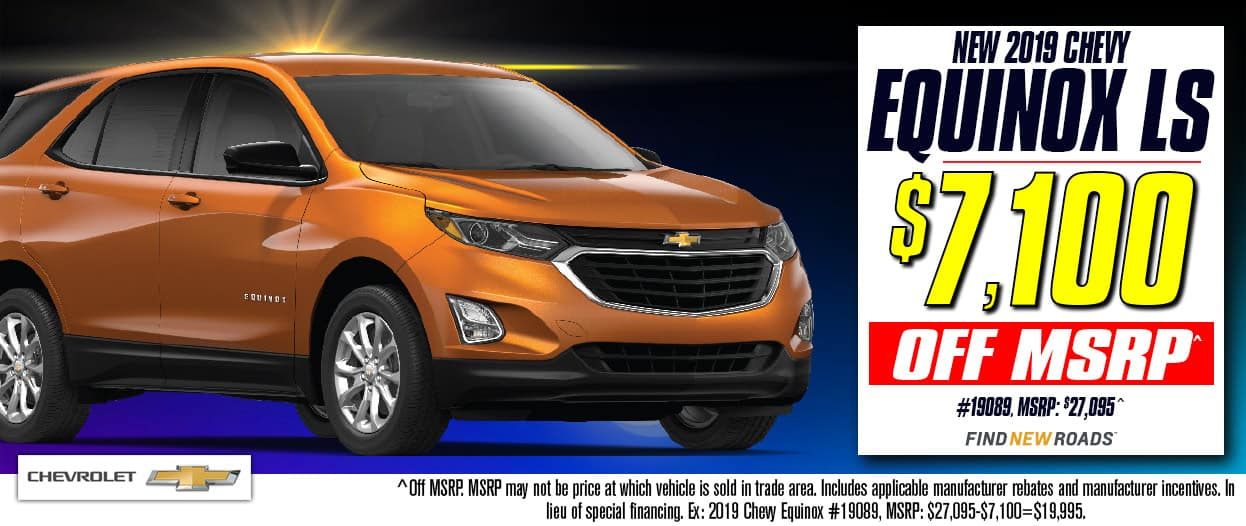 Chevrolet of Homewood 2019 Chevy Equinox