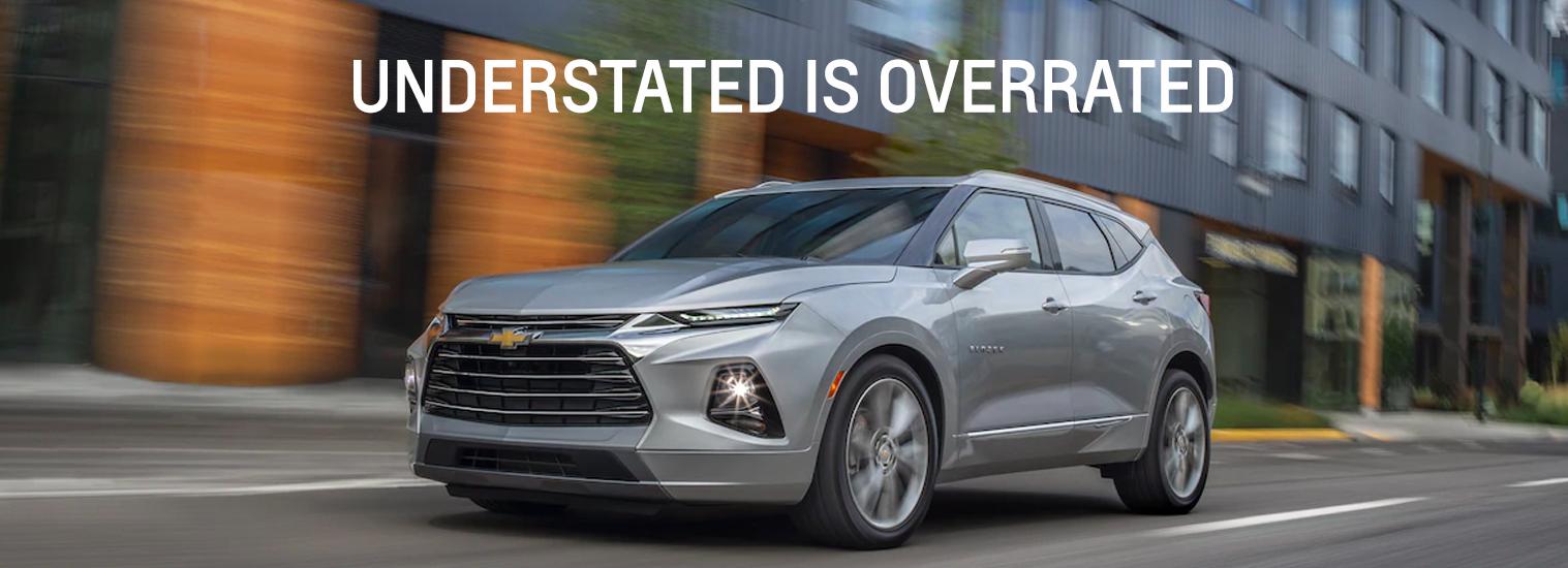 2019 Chevrolet Blazer Overview Chicago IL
