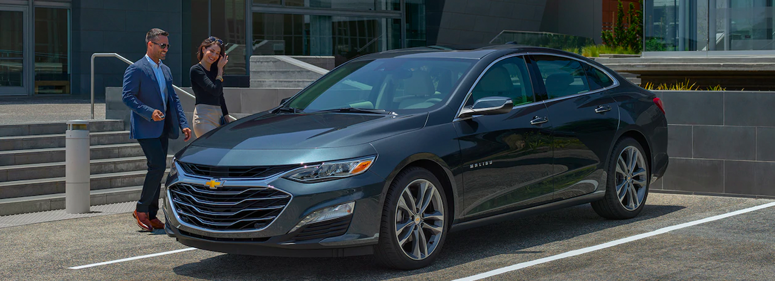 2019 Chevrolet Malibu Highlights Chicago IL