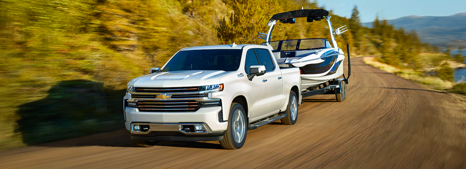 All-New 2019 Chevrolet Silverado Features Chicago IL
