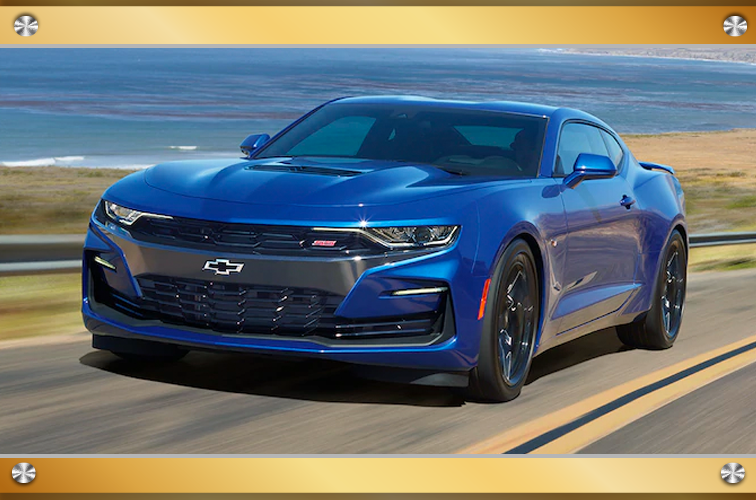 Overview of the 2019 Chevrolet Camaro Chicago IL