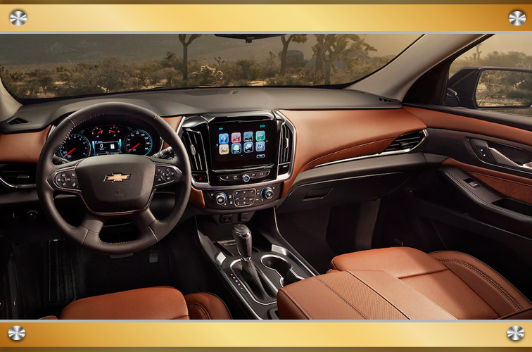 2019 Chevrolet Traverse Technology in Safety and Entertainment Chicago IL