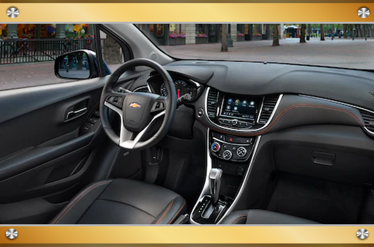 2019 Chevrolet Trax Space and Technology Chicago IL