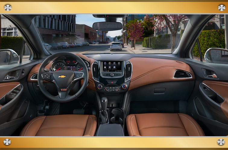 2019 Chevrolet Cruze vs 2018 Chevrolet Cruze: Enhanced Entertainment Chicago IL