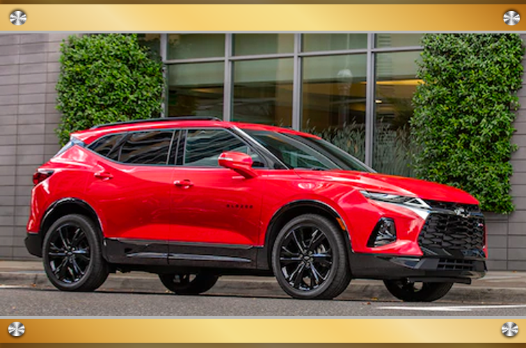 2019 Chevy Blazer RS Chicago IL