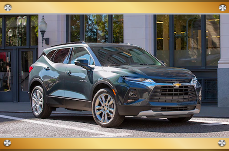 2019 Chevy Blazer Overview Chicago IL